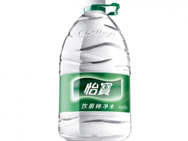 怡�� �用水 ��羲�4.5L*4桶�b水 整箱�b