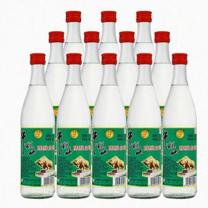 牛栏山白酒42度二锅头陈酿 500ml