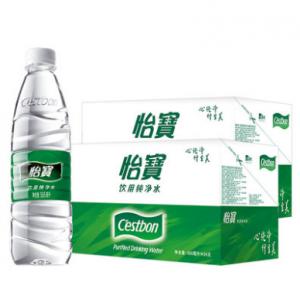 怡宝饮用水 纯净水